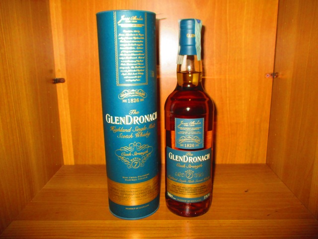 Glendronach Cask Streght Batch 7
